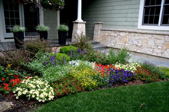 Front Garden Bed Designs PDF