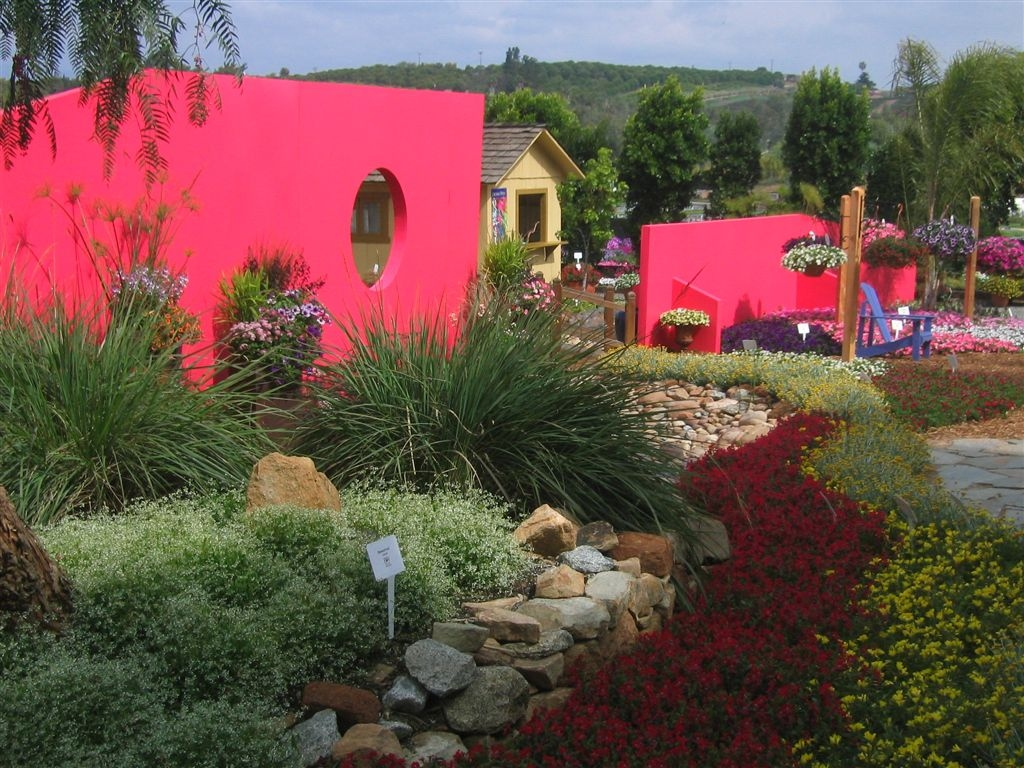 Basic Design Principles Using Color In The Garden Proven